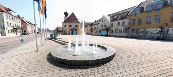 Marktplatz Wernberg-Köblitz