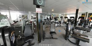 360° Panorama Rundgang durch das Fitnesscenter BodyGym in Wernberg-Köblitz