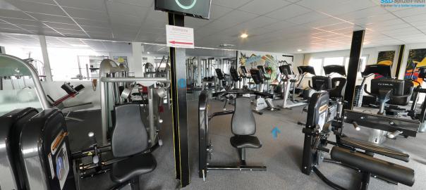 Fitnesscenter BodyGym in Wernberg-Köblitz