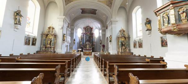 Kirche Sankt Vitus in Schnaittenbach