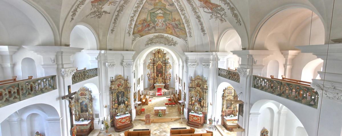 Kirche St. Ägidius in Vilseck