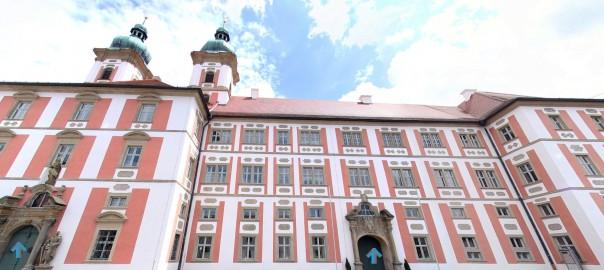 360° Panorama Rundgang - Kloster Speinshart