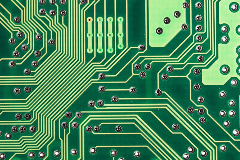 Website für BA-Elektronik